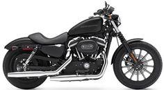2010 Harley Davidson Sportster 883