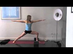 ▶ 27min PM Evening Yoga With Julie Wilcox Calming - YouTube