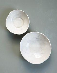 Birch Bowls & Klomp Ceramics by East After Noon | Klomp Ceramics | Pinterest