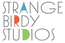 StrangeBirdy - milestone poster