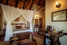 Lavish accommodation at Jock Safari Lodge in Kruger National Park
