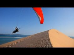 The Dune Discovery: Paragliding Where No One Has Before
