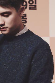 Exo Do, Do Kyung Soo, Kyungsoo, Film, Couples, Boys, Red Lips, Upcycling, Movie