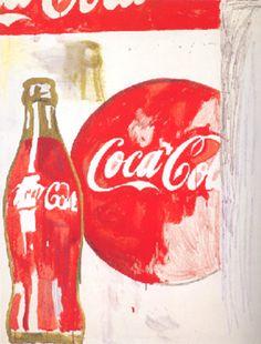 Andy Warhol 'Coca Cola'