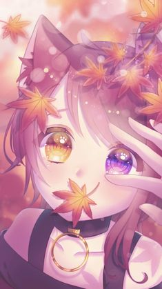 Anime Neko, Manga Kawaii, Chica Anime Manga, Anime Eyes, Kawaii Anime Girl, Cool Anime Girl, Anime Art Girl, Anime Love, Chibi Fairy Tail