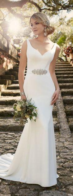 Vestido de boda por Essense de Australia Primavera 2016 Colección Nupcial