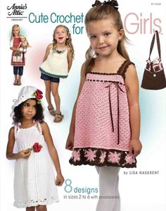 Cute Crochet for Girls