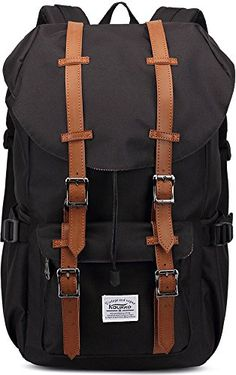 efc0f6f30f66 Kaukko Portable Nylon Outdoor Backpack Black    This is an Amazon Affiliate  link. Read