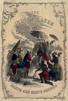 Indian 'races' of the Americas