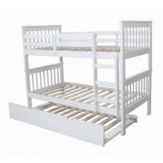 Monza Timber Bunk Bed By Designs