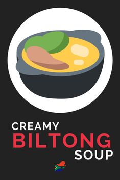 The flavours included in this biltong soup recipe will complement your taste buds. This is a perfect recipe for a quick and easy meal to make on a cold winters Creamy Mushroom Soup, Creamy Mushrooms, Stuffed Mushrooms, Easy Soup Recipes, Great Recipes, Biltong, Easy Food To Make, Weight Loss Plans, Taste Buds