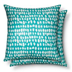 Room Essentials ™ 2 Pack Throw Pillow Dots