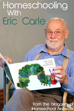 Homeschooling with Eric Carle