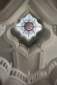 bluepueblo: Museum Skylight, Budapest, Hungary photo via larkin