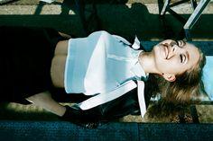 NYLON · Transitional Fashion - Nylon Exclusive: Katiusha Feofanova