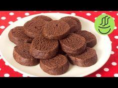Çay Saati İçin 5 Dakikada Kakaolu Kurabiye - Çay Kurabiyesi - Ağızda Dağılan Kakaolu Kurabiye - YouTube