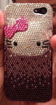 Everything I love  Hello Kitty Purple b998940e4f8