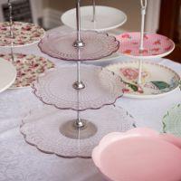 Tealicious Ltd :: Cakestands Cupcakes, Cupcake Cakes, Cake And Cupcake Stand, Food Pyramid, Tea Time, Frostings, Teas, Repurpose, Bowls