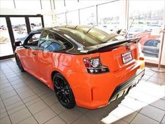 toyota scion tc release series - Google Search