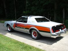 1976 Buick Century Free Spirit Indy 500 Pace Car Replica left rear