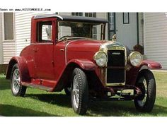Amilcar CG   (1924-1929)