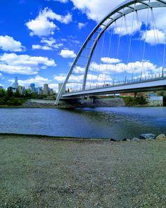 Edmonton River Valley River, Rivers