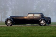 The 1932 Daimler Double Six 40/50 Martin Walter Sports Saloon appealed to Sam's sense of occasion