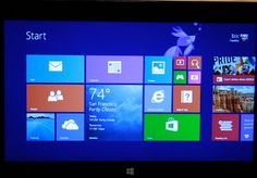 Windows 8.1 fixes problems, adds new features, but touch screen is still the focus: http://cnet.co/1aIQ0AA