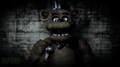 Random Freddy Fazbear Render by MaxieOfficial on DeviantArt Fnaf Sister Location, Fnaf 1, Freddy Fazbear, Five Nights At Freddy's, Bae, Sisters, Deviantart, Superhero, Guys