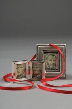 Как необычно и оригинально подарить деньги на свадьбу - фото!