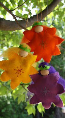 Twig and Toadstool: Flower Spirits for Springtime!  http://twigandtoadstool.blogspot.com/2012/05/flower-spirits-for-springtime.html