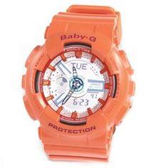 CASIO(カシオ) BA110SN-4A BA-110SN-4A 「Baby-G 海外モデル」 - 拡大画像  #レディース時計 #レディース時計プレゼント #レディース時計人気20代 #レディース財布 #レディース時計ブランド #レディース時計人気