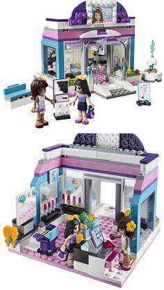 Toy Cars For Kids, Lego For Kids, Lego Disney, Disney Toys, Lego Friends Sets, Shop Lego, Lego Craft, Lego Design, Living Dolls