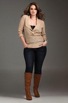Looks com tricot pra aquecer os dias frios - Blog do Elo7