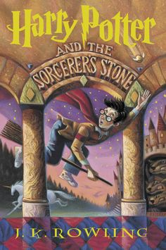 Harry Potter and the Sorcerer's Stone by J.K. Rowling.---finally decided I wanna read this series, just finished the first & so far I love it!