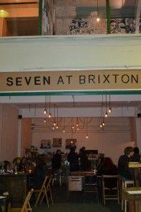 Seven at Brixton 2 Brixton Market, Spanish Desserts, London Places, London Calling, Blue Cheese, Churros, Food Menu, Charcuterie, Bobs