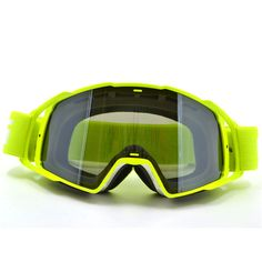 f8a80591ecc Cool Motorcycle Goggles with Detachable Lenses