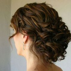 Love this up-do