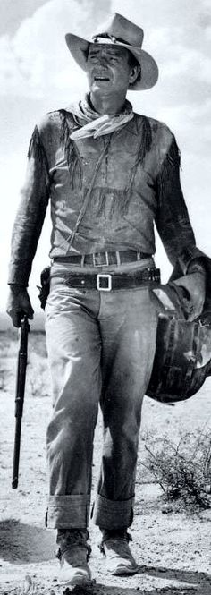 the Duke - John Wayne