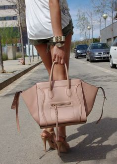 Celine bag - I WANT this handbag in this color - pretty pleeeeeeeeeease.