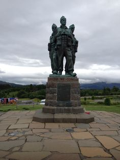 Commando memorial once more!