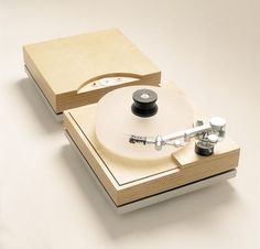 Nordic Concept Reference Turntable analog hifi