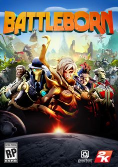 Battleborn Is the Next Game From Borderlands' Developer - http://videogamedemons.com/news/battleborn-is-the-next-game-from-borderlands-developer/