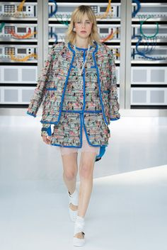 Chanel  Primavera Verano 2017