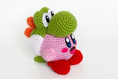 So ecstatic that Nintendo has released two games based on yarn!? I am! Here is what I think a Kirbys Epic Yarn and Yoshis Woolly World