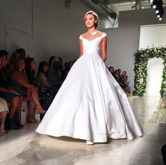 51 Brand-New Wedding Dresses You Need to See From Bridal Fashion Week