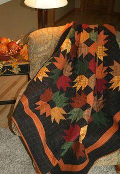 Autumn Leaves kit