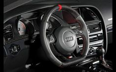 Senner-Tuning Audi A5 carbon interior
