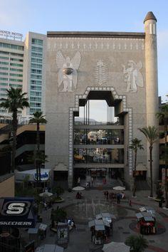Kodak Theatre Shopping Center - Hollywood Boulevard - Los Angeles, LA, California, USA