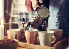 Take it or leave it: British café now serves coffee to go in china cups Coffee Vs Tea, Coffee Bar Home, Coffee To Go, Coffee Brewer, Coffee Shop, Coffee Mugs, Coffee Maker, Coffee Percolator, Disposable Coffee Cups